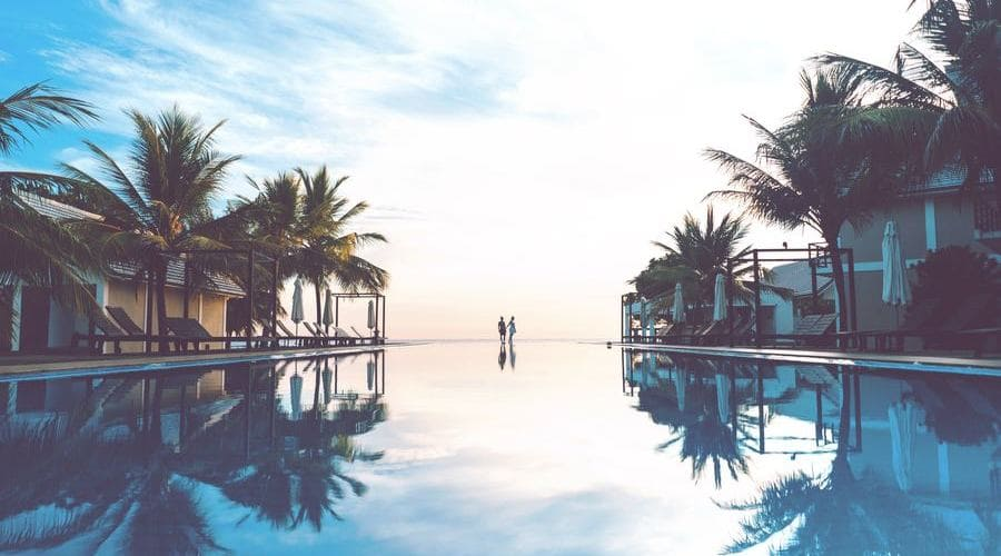 En Costa Rica hay resorts y hoteles de lujo impresionantes.