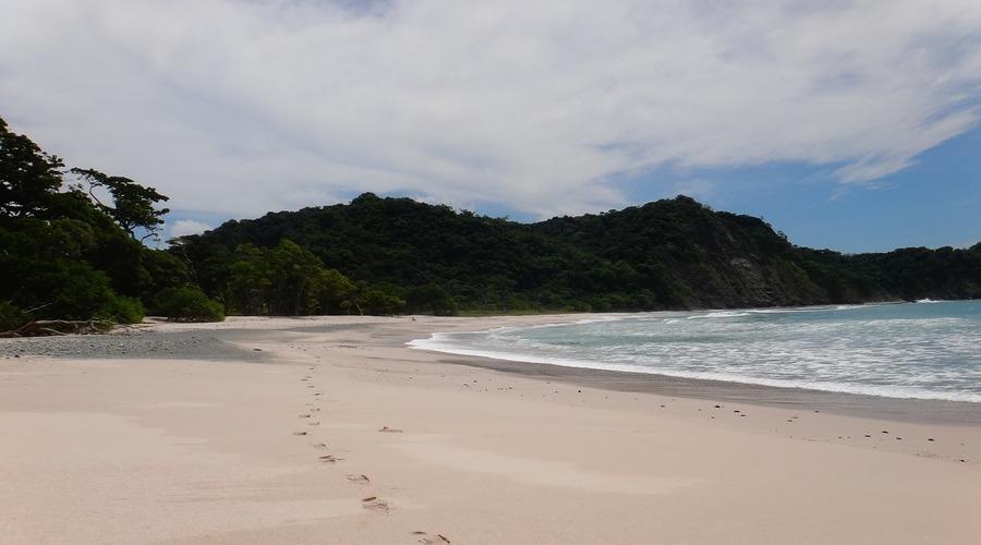 Playa Carrillo es una de las mejores playas de Costa Rica.