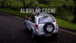 Cómo alquilar coche en Costa Rica
