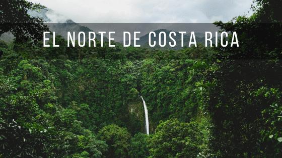 En la región norte de Costa Rica encontrarás una gran naturaleza y muchas actividades de aventura.