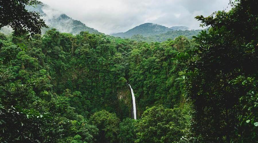 La región norte de Costa Rica es uno de las zonas más turísticas del país.