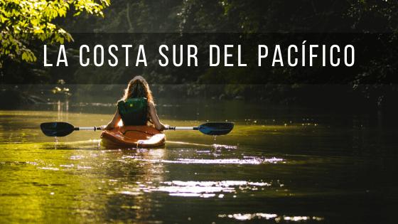La zona del Pacífico Sur de Costa Rica es famosa por la práctica de deportes acuáticos.