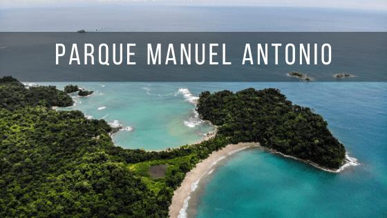 El parque Manuel Antonio de Costa Rica es uno de los más bonitos del mundo.