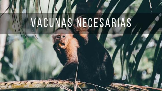 Hay algunas vacunas que son necesarias para viajar a Costa Rica.