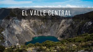 El valle central de Costa Rica es la zona menos turística del país pero también tiene su encanto.