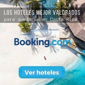 Hoteles recomendados en Costa Rica
