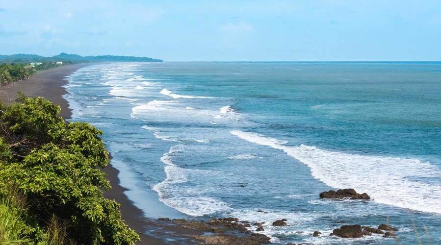 Costa Rica en el mes de diciembre.